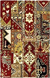 Safavieh Patchwork Panel Handmade Wool Rug 2' 3 x 4'