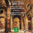 Scarlatti Alessandro Motets Missa Ad Usum Cappellae Pontificiae French Only from CLASSICAL