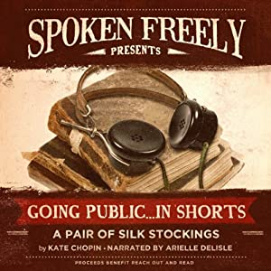A Pair of Silk Stockings Audiobook
