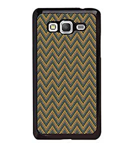 ifasho Designer Phone Back Case Cover Samsung Galaxy Grand Prime :: Samsung Galaxy Grand Prime Duos :: Samsung Galaxy Grand Prime G530F G530Fz G530Y G530H G530Fz/Ds ( Leather look Owl Art Tattoo look )
