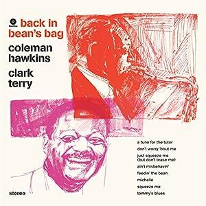 Coleman Hawkins Clark Terry Back In Beans Bag