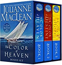 The Color Of Heaven Series Boxed Set: by Julianne MacLean ebook deal