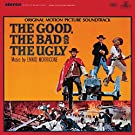 The Good, The Bad & The Ugly (Ennio Morricone) [LP]