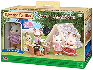 Sylvanian Families Doll Playsets from Sylvanían Families