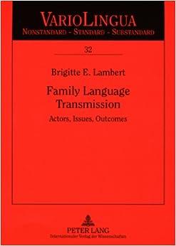 standard and nonstandard language pdf