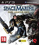 Warhammer 40,000: Space Marine & Elite Armour Pack (PS3)