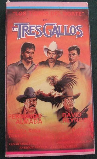 Los Tres Gallos Mexicanos Los Tres Gallos Vhs