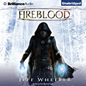 Fireblood: Whispers from Mirrowen, Book 1 | [Jeff Wheeler]