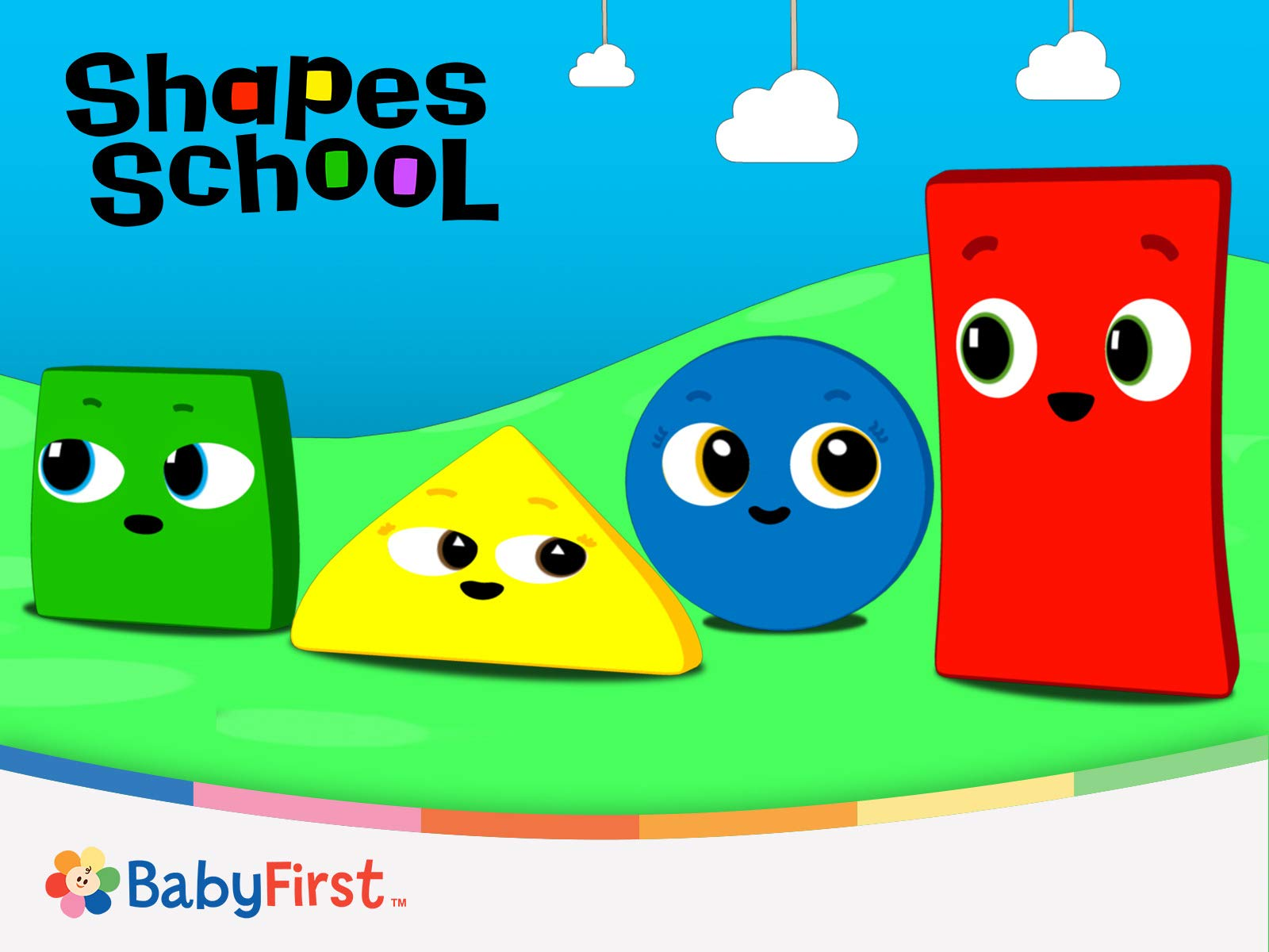 Shapes School on Amazon Prime Video UK