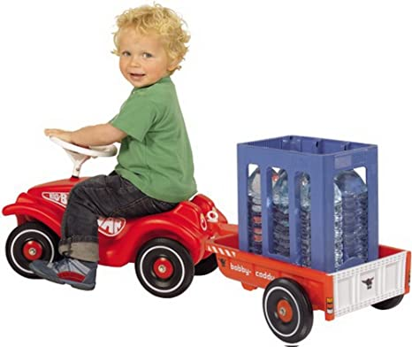 BBC caddy rouge env. 59 x 37 x 18 cm