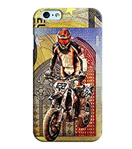 Atem Printed Back Cover For iphone 6