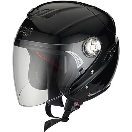IXS - Casque moto HX 91 - Taille : S - Couleur : Noir