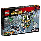 レゴ スーパー・ヒーローズ スパイダーマン:ドック・オックの触手の罠 76059