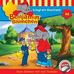 Benjamin kriegt ein Geschenk (Benjamin Blümchen 48) Hörspiel