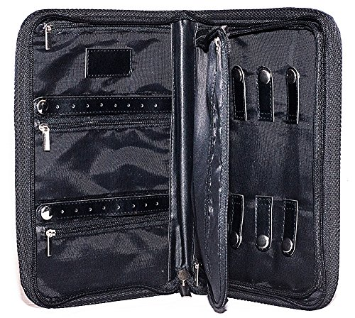 Jewelry Travel Organizer Case Zips Closed for