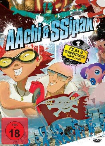 Aachi & Ssipak (Limited Edition) (+CD-Soundtrack) [Edizione: Germania]