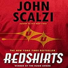 Redshirts: A Novel with Three Codas Audiobook by John Scalzi Narrated by Wil Wheaton