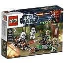 Lego Star Wars - 9489 - Jeu de Construction - Endor Rebel et Imperial Trooper
