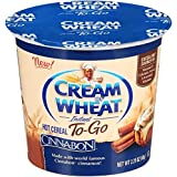 Cream Of Wheat To Go Cup, Cinnabon, 2.29 Ounce (Pack Of 6)