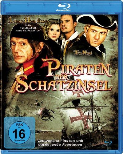 Piraten der Schatzinsel [Blu-ray]