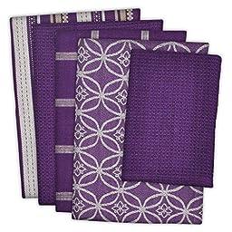 DII 100% Cotton, Ultra Absorbent, Oversized, Washing, Drying, Basic Everyday Kitchen Dishtowel 18 x 28\