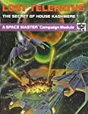 img - for The Lost Telepaths: The Secret of House Kashmere (Space Master RPG) book / textbook / text book