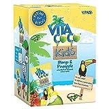 Vita Coco Kids Mango & Pineapple Coconut Water (4x180ml)
