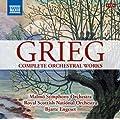 Grieg: Complete Orchestral Works [Bjarte Engeset] [Naxos: 8.508015]