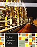 Global Business Today - Global edition