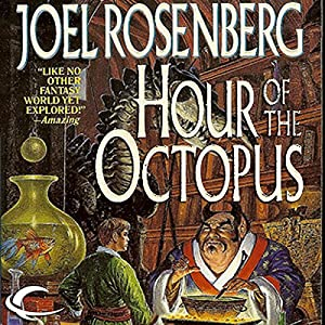 Hour of the Octopus Audiobook