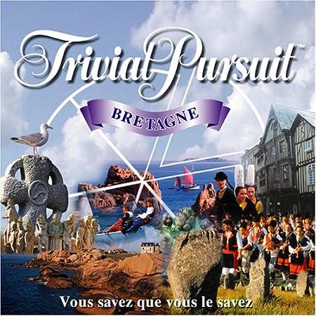 Winning Moves - Jeu de société - Trivial Pursuit Bretagne