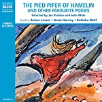 The Pied Piper of Hamelin (Unabridged Selections) | Jan Fielden,John Mole