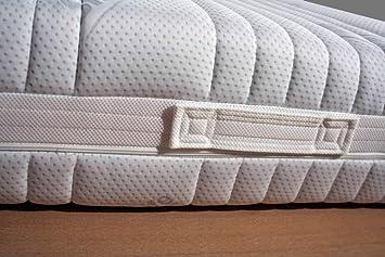 matelas mousse m moire de forme et latex anatomique h21 80x190 80x190 cm cuisine. Black Bedroom Furniture Sets. Home Design Ideas