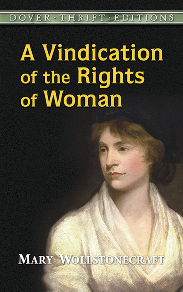 A Vindication of the Rights of Woman ISBN-13 9780486290362