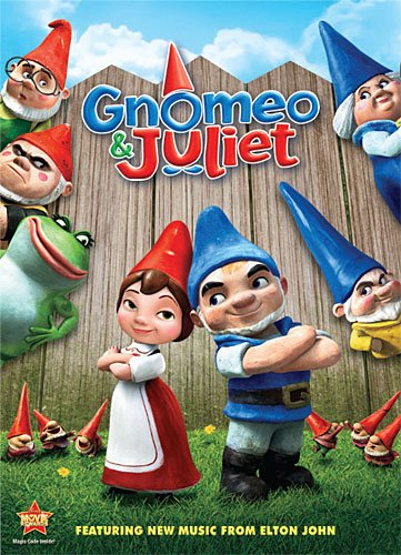 After School Movie: Gnomeo and Juliet @ Shreve Memorial Library | Shreveport | Louisiana | United States