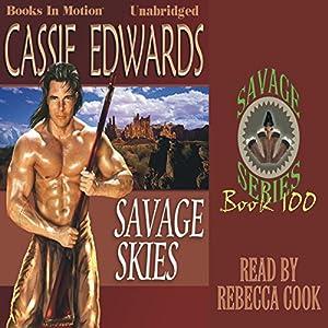 Savage Skies Audiobook