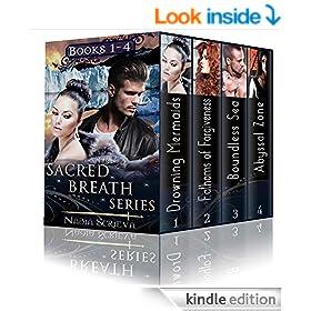 Sacred Breath Boxed Set (Books 1-4)