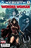 img - for WONDER WOMAN #1 Main Series Cover DC UNIVERSE REBIRTH SERIES book / textbook / text book