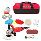 Toolman 22pcs Electric Polisher Sander Paint Care Tool 7