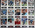 2014 Score Football Detroit Lions Team Set In a Protective Case - 15 Cards Including Calvin Johnson (2), Reggie Bush (2), Eric Ebron RC, Matthew Stafford (2), Ndamukong Suh, Kyle Van Noy RC, Travis Swanson RC, TJ Jones RC, Kris Durham, Brandon Pettigrew,