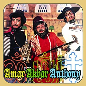 My Name Is Anthony Gonsalves (Amar Akbar Anthony / Soundtrack Version)
