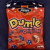 Fazer Dumle Soft Toffee with Milk Chocolate (7.76 ounce)