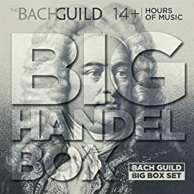 Various Artists: Big Handel Box (MP3 Album Download) $0.99
