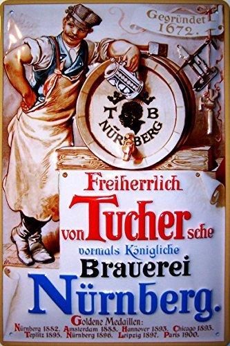 tucher-bier-brauerei-nurnberg-blechschild-schild-blech-metall-metal-tin-sign-20-x-30-cm