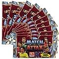Topps - Match Attax Saison 2013-2014 deutsche Booster Packungen 10 ST�CK