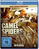 Camel Spiders - Angriff der Monsterspinnen [Blu-ray]