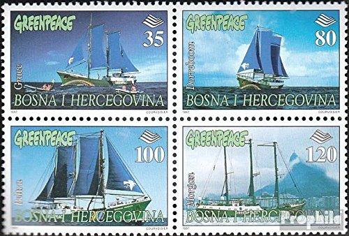 bosnia-herzegovina-87-90-bloque-de-cuatro-completaedicion-1997-greenpeace-sellos-para-los-coleccioni