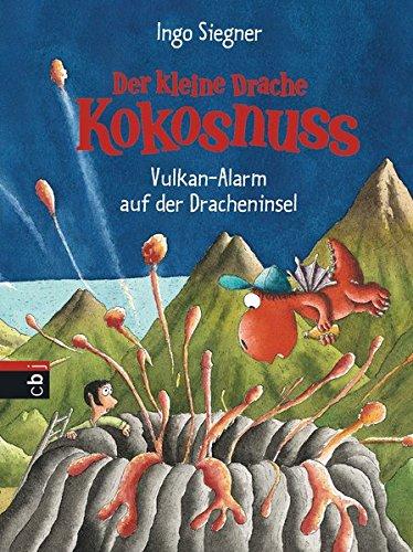 Der kleine Drache Kokosnuss - Vulkan-Alarm auf der Dracheninsel (Die Abenteuer des kleinen Drachen Kokosnuss, Band 24) das Buch von Ingo Siegner - Preise vergleichen & online bestellen