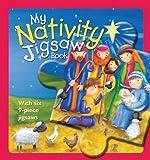 My Nativity Jigsaw Book