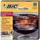 BIC Charcoal Alternative FlameDisk, 1-Pack